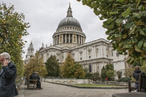 London, St.Pauls Catherdal
