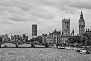 London, Houses of Parliament 2