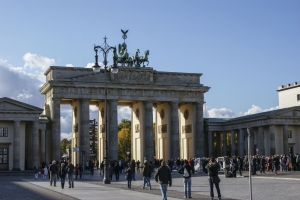 Berlin, Brandenburger Tor 2
