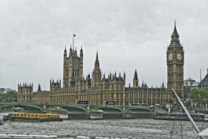 London, Houses of Parliament 3